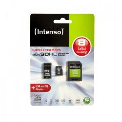 Intenso MicroSDHC 16GB Class 10 3413770