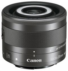 Canon EF-M 28mm f/3.5 IS STM (Macro)