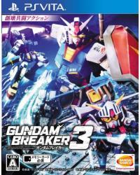Namco Bandai Gundam Breaker 3 (PS Vita)