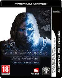 Warner Bros. Interactive Middle-Earth Shadow of Mordor [Game of the Year Edition-Premium Games] (PC)