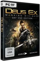 Square Enix Deus Ex Mankind Divided [Day One Edition] (PC)