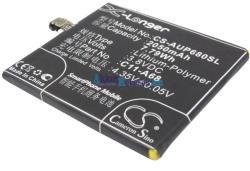 Compatible Asus Li-Polymer 2050 mAh C11-A68
