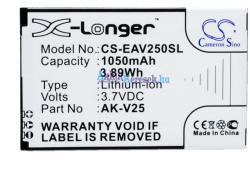 Utángyártott Emporia Li-ion 1050 mAh AK-V25