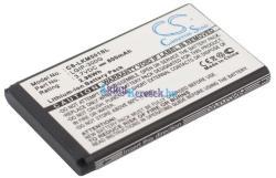 Utángyártott LG Li-ion 800 mAh LGIP-300G