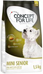 Concept for Life Mini Senior 1,5kg