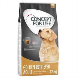 Concept for Life Golden Retriever Adult 12kg
