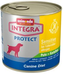 Animonda Integra Protect Sensitive - Turkey & Rice 600g