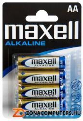 Maxell AA Super Alkaline LR6 (4)