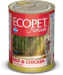 Farmina ECOPET Natural - Beef & Chicken Chunks 1,25kg