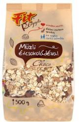Fit Reggeli müzli étcsokoládéval (500g)