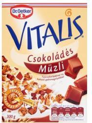 Dr. Oetker Vitalis csokoládés müzli (300g)