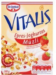 Dr. Oetker Vitalis epres-joghurtos müzli (300g)
