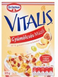 Dr. Oetker Vitalis gyümölcsös müzli (375g)