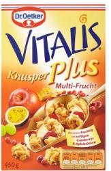 Dr. Oetker Vitalis Knusper Plus gyümölcsös müzli (450g)