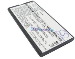 Compatible Microsoft Li-ion 1650 mAh BL-5H