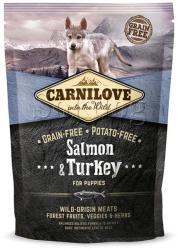 CARNILOVE Puppy - Salmon & Turkey 1,5kg