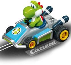 Carrera Go!!! Mario Kart 7 1/43 pályaautó - Yoshi