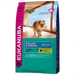 Eukanuba Mature & Senior Toy Breed 1,5kg