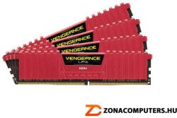Corsair Vengeance LPX 16GB (4x4GB) DDR4 2400MHz CMK16GX4M4A2400C16R