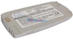 Utángyártott Samsung Li-ion 650 mAh BST1138SC