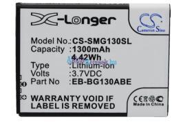 Utángyártott Samsung Li-ion 1300 mAh EB-BG130ABE