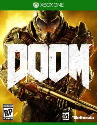 Bethesda Doom [Day One Edition] (Xbox One)