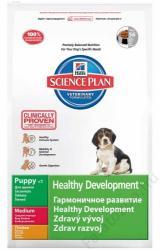 Hill's SP Healthy Development Puppy Medium Chicken 4x12kg