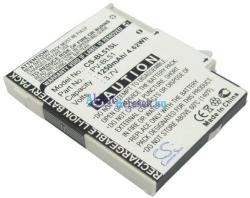 Compatible Sharp Li-ion 1250 mAh PV-BL51