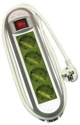 Bricolux 4 Plug 1,5m Switch (523444-BR)