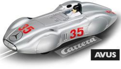 Carrera Digital 124 Mercedes-Benz W125 No. 35 AVUS 1937 1/24 pályaautó 20023751