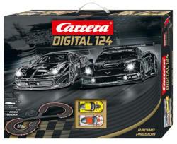 Carrera Digital 124 Race Passion autópálya 20023617