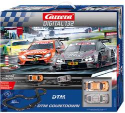 Carrera Digital 132 DTM Countdown autópálya 20030181