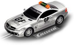 """Carrera Go!!! AMG-Mercedes SL 63 """"Safety Car"""" 1/43 pályaautó 20061180"""