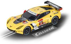 Carrera GO!!!/GO!!!+ Chevrolet Corvette C7. R pályaautó (64032)
