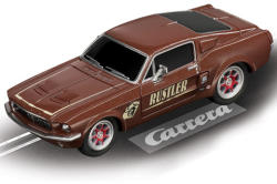 Carrera Go!!! Ford Mustang '67 Custom 2 1/43 pályaautó 20061248