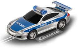 Carrera Go!!! Porsche 997 GT3 Polizei 1/43 pályaautó 20061283