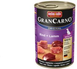 Animonda GranCarno Senior - Veal & Lamb 6x400g