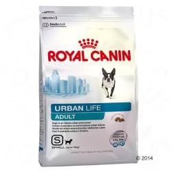 Royal Canin Urban Life Adult Small 2x7,5kg