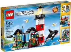 LEGO Creator - Világítótorony (31051)