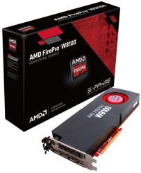 SAPPHIRE FirePro W8100 8GB GDDR5 512bit PCIe (31004-47-40B)