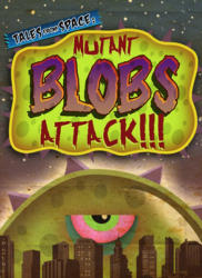 DrinkBox Studios Tales from Space Mutant Blobs Attack (PC) Software - jocuri