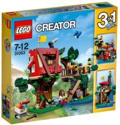 LEGO Creator - Kalandok a lombházban (31053)