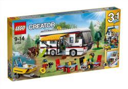 LEGO Creator - Hétvégi kiruccanás (31052)