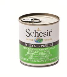 Schesir Chicken & Green Peas 285g