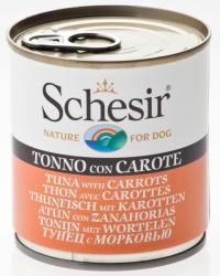 Schesir Tuna & Carrots 285g