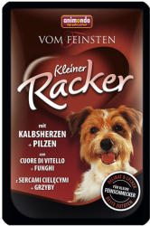 Animonda Vom Feinsten Kleiner Racker - Veal Heart & Mushroom 85g