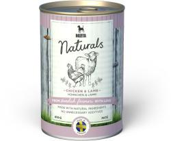 Bozita Naturals - Chicken & Lamb 410g
