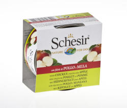 Schesir Chicken & Apple 150g