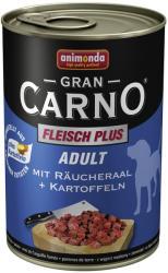 Animonda GranCarno Adult - Smoked eel & Potato 12x400g