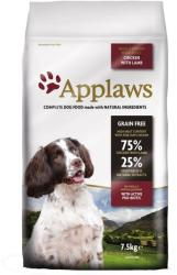 Applaws Adult Small & Medium Breeds - Chicken & Lamb 7,5kg